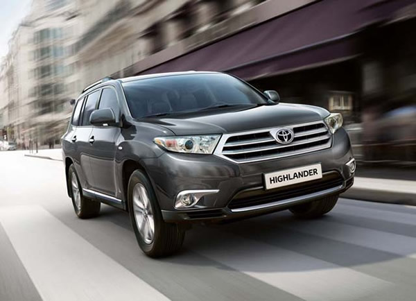 Toyota Highlander 2011