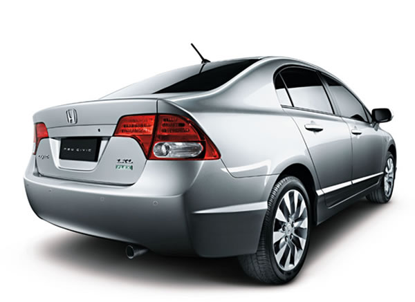 New Civic Special Edition 2011