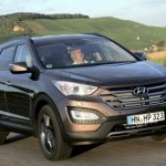 Nova Hyundai Santa Fe 2014 comea a ser vendida