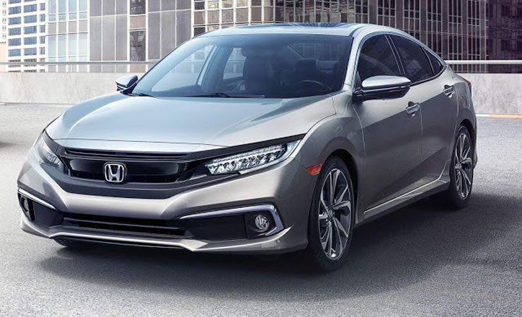 Honda Civic 2019