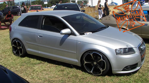 Audi A3 Modificado