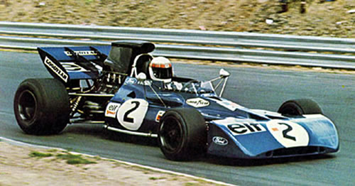 Tyrrell-Ford 003