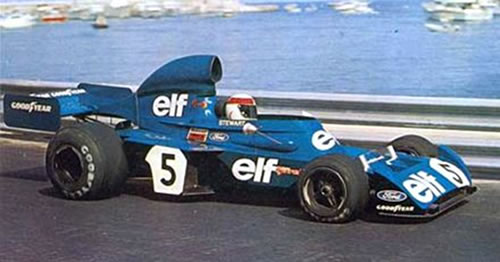 Tyrrell-Ford 006